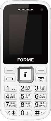 Forme N2 with Selfie Camera(White & Red) 1