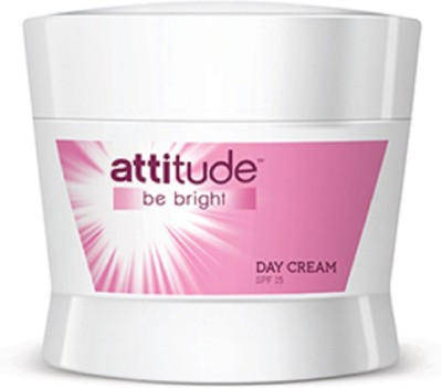 Amway Attitude Be Bright Day Cream SPF -15 (50gm)