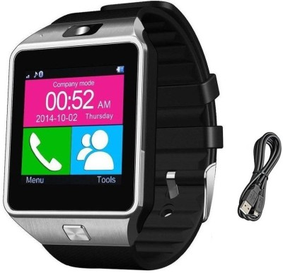 SYL PLUS Smartwatch with calling function compatible with Samsung Galaxy Ace Duos I589 Silver Smartwatch Silver Strap Regular  available at Flipkart for Rs.2299