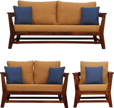 Amazing Peachtree Fabric 3 2 1 Mustered Yellow Sofa Set Machost Co Dining Chair Design Ideas Machostcouk