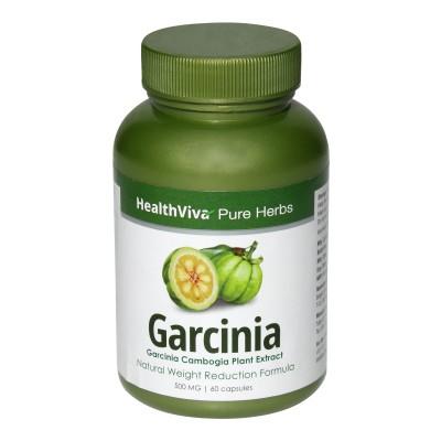 HealthViva Pure Herbs Garcinia(60 No)