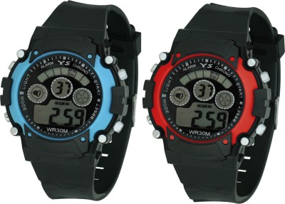 Crude RG592  Digital Watch For Girls