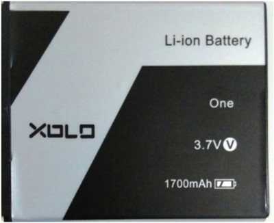 XOLO  Battery - Xolo One Battery For Xolo One Mobile(Black)  available at flipkart for Rs.441