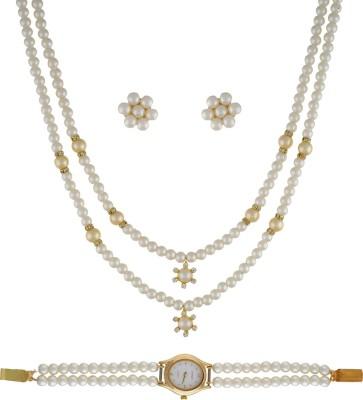 Classique Designer Jewellery Alloy Jewel Set(Multicolor) at flipkart
