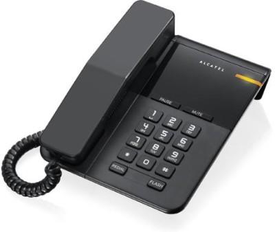 Alcatel T-22 Corded Landline Phone(Black)