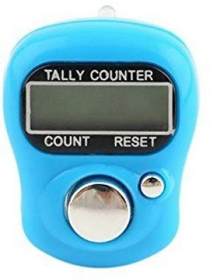 Italish Finger Watch Digital Tally Counter(Multicolor Pack of 1)