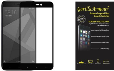 Gorilla Armour Tempered Glass Guard for Mi Redmi 4, Mi Redmi 4