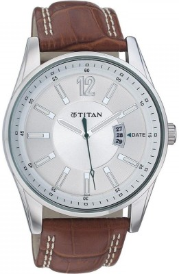 Titan 9322SAA Octane Analog Watch For Men