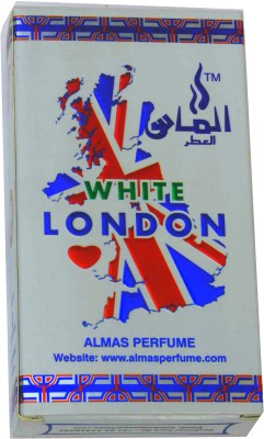 Almas White London Eau de Cologne  -  8 ml(For Men & Women)  available at flipkart for Rs.205