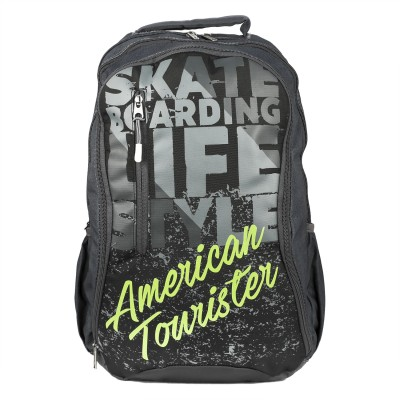 American Tourister Mambo 01 35 L Backpack Black, Grey