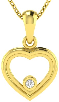 AVSAR Puneri 18kt Diamond Yellow Gold Pendant
