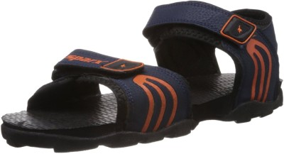 77e8f7269 Sparx Men Blue Sports Sandals available at Flipkart for Rs.436