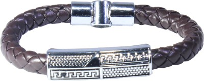 Diana Korr Leather Bracelet Set at flipkart