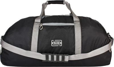 e17951859b Bendly Feather light Para bag Travel Duffel Bag ( Black )