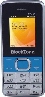 BlackZone Polo(Light Blue) 1