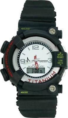 Shivam Retail Stylish Sporty02 Water Resistant-Shock Proof Watch  - For Boys