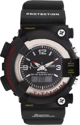 Shivam Retail Stylish Sporty Water Resistant-Shock Proof Watch  - For Boys