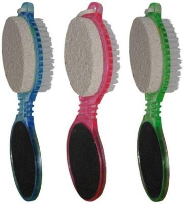 K kudos Enterprise 4 in 1 Pedicure Brush Set Cleanse Scrub