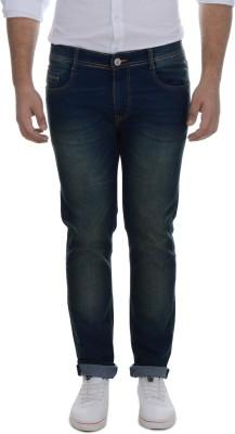 Ben Martin Slim Men Green Jeans