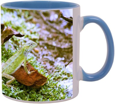 Arkist colour changing Ceramic Mug(340 ml)  available at flipkart for Rs.499