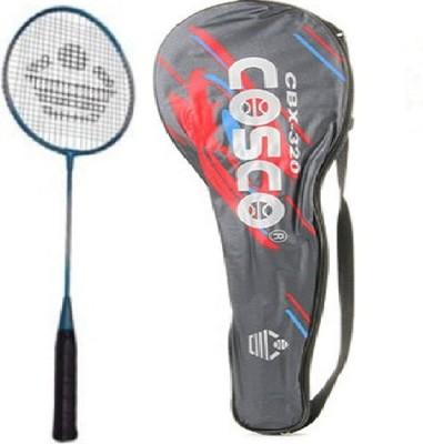 COSCO Cbx 320 Badminton Racquet Black Strung Badminton Racquet Pack of: 1, 105 g COSCO Badminton Racquet