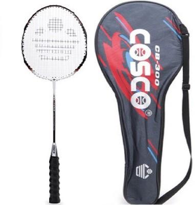 COSCO Cb 300 Badminton Racquet Multicolor Strung Badminton Racquet Pack of: 1, 100 g COSCO Badminton Racquet
