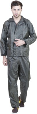 Versalis Solid Men's Raincoat