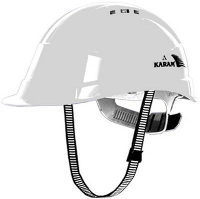 Karam PN542 Construction Helmet(Size - UK/India) at flipkart