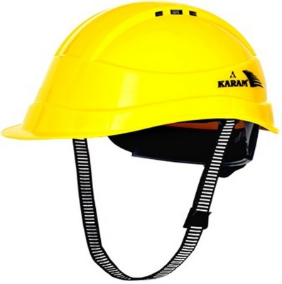 Karam PN542 Construction Helmet(Size - UK/India) at flipkart