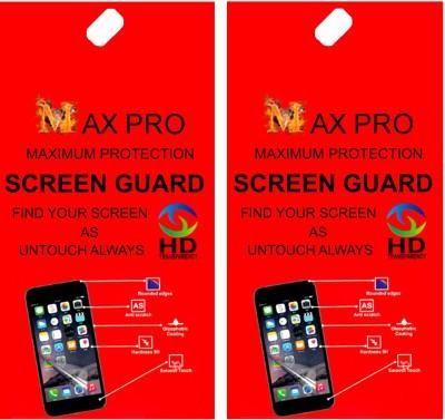 Maxpro Screen Guard for Diamond Screen Guard Apple iPad Mini 2(Pack of 2)