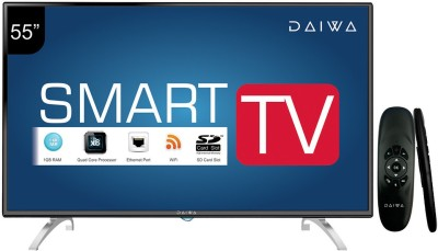 Daiwa 140cm (55) Full HD LED Smart TV(L55FVC5N, 2 x HDMI, 2 x USB)