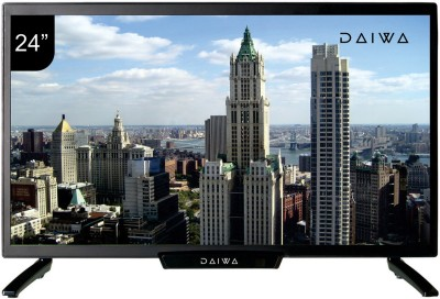 Daiwa 60cm (24) HD Ready LED TV(D24D2, 1 x HDMI, 1 x USB)