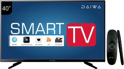 Daiwa 102cm (40) Full HD LED Smart TV(D42D4S, 2 x HDMI, 2 x USB)