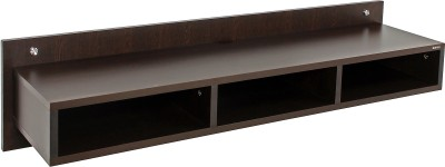 Bluewud Reynold Engineered Wood TV Entertainment Unit(Finish Color - Wenge)