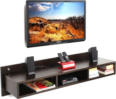 d0576ecbd Bluewud Reynold Engineered Wood TV Entertainment Unit(Finish Color - Wenge)