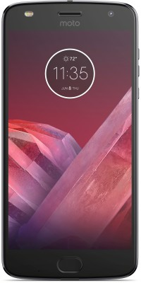 Motorola Moto Z2 Play (Motorola XT1710-10) 64GB Lunar Grey Mobile