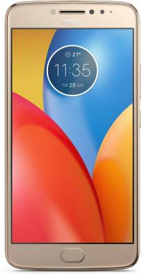 Moto E4 Plus - 5000 mAh Battery Now ₹9,999