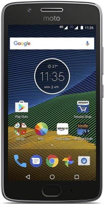 Motorola Moto G5 3GB RAM Grey Mobile