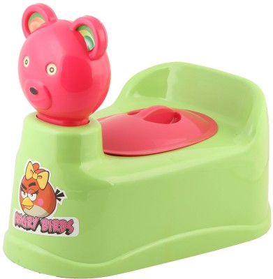 Bagathon India Plast Poppins Kids Training Pot Potty Seat(Multicolor)  available at flipkart for Rs.699