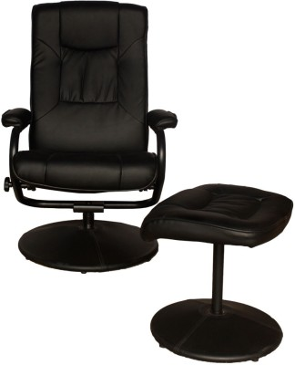 Woodness Leatherette 1 Seater Rocking Chairs(Finish Color   Black) ...