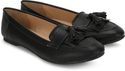 Chemistry Tassel Loafers(Black) at flipkart