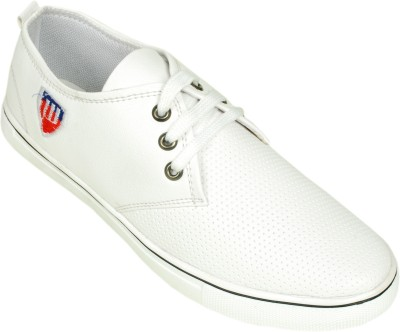Monaz Collection Casuals(White)