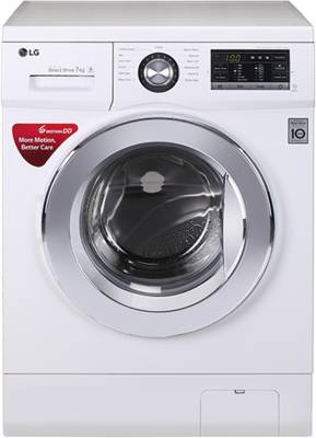 LG FH2G6HDNL22 7 kg Fully Automatic Washing.. Image