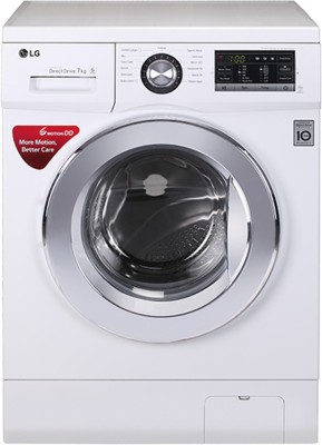 LG 7Kg Fully Automatic Washing Machine (FH2G6HDNL22)
