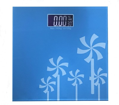 MCP Digital Blue Weighing Scale(Blue)