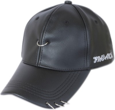 Saifpro Black Snapback Hiphope Cap