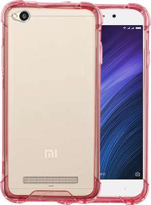 Casotec Back Cover for Xiaomi Redmi 4A(Pink, Silicon)