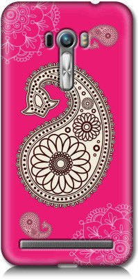 Flipkart SmartBuy Back Cover for Asus Zenfone Selfie Multicolor