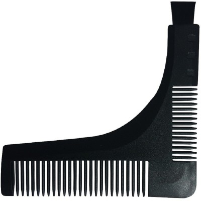 kabello Trimmer for Any Type of Beard For Unique Style Beard Comb With Small Brush  available at flipkart for Rs.199