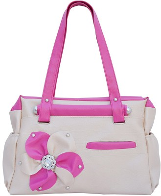 Geeta Collection Hand-held Bag(Multicolor)